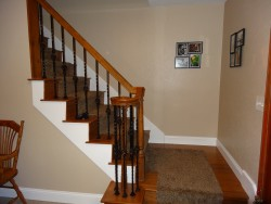 The Stairs After